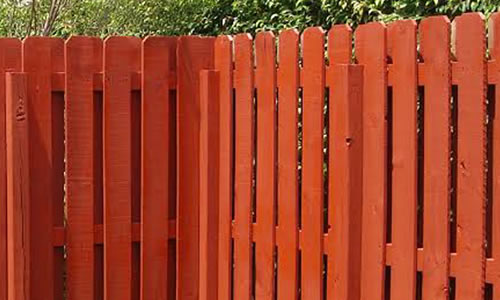 Fence Painting In Milwaukee WI Fence Services In Milwaukee WI Exterior  Painting In Milwaukee WI House ...